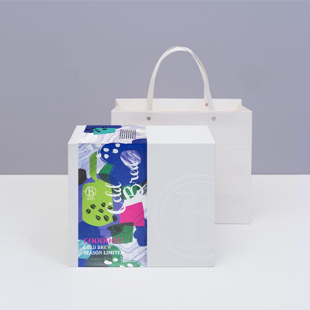 BEMO Café 夏至沁涼20入職人精品冰釀咖啡禮盒