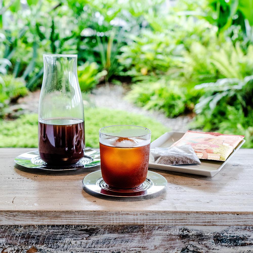 BEMO Café 夏日沁涼24入職人單品咖啡冰釀包 環保組