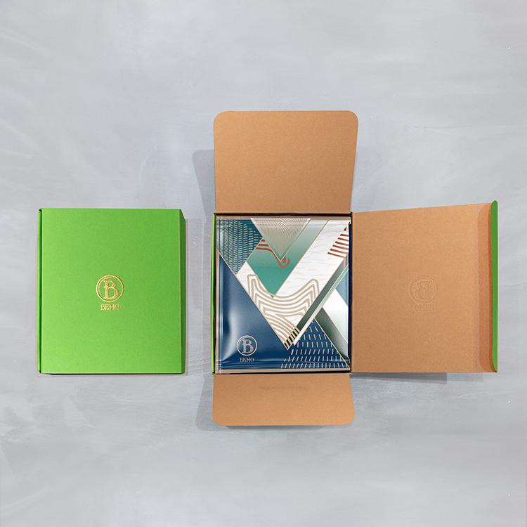 BEMO 四色輕禮盒12入組